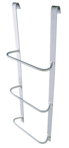 window well safety ladder