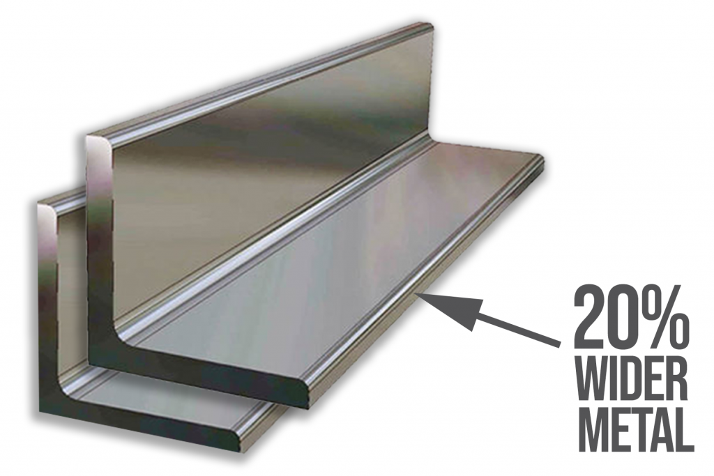 diagram showing metal WellExpert uses for its window well covers